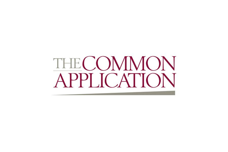 Common App graphic