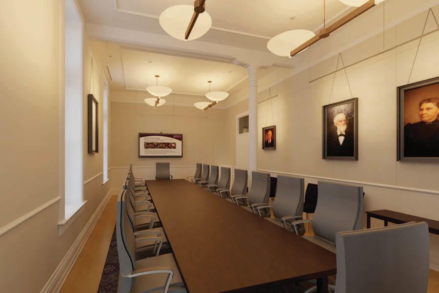 Conference room in Old Main
