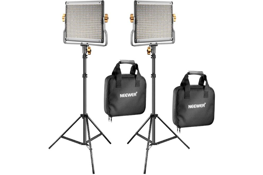 Neewer light kit