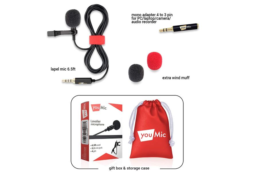 phone recording kit