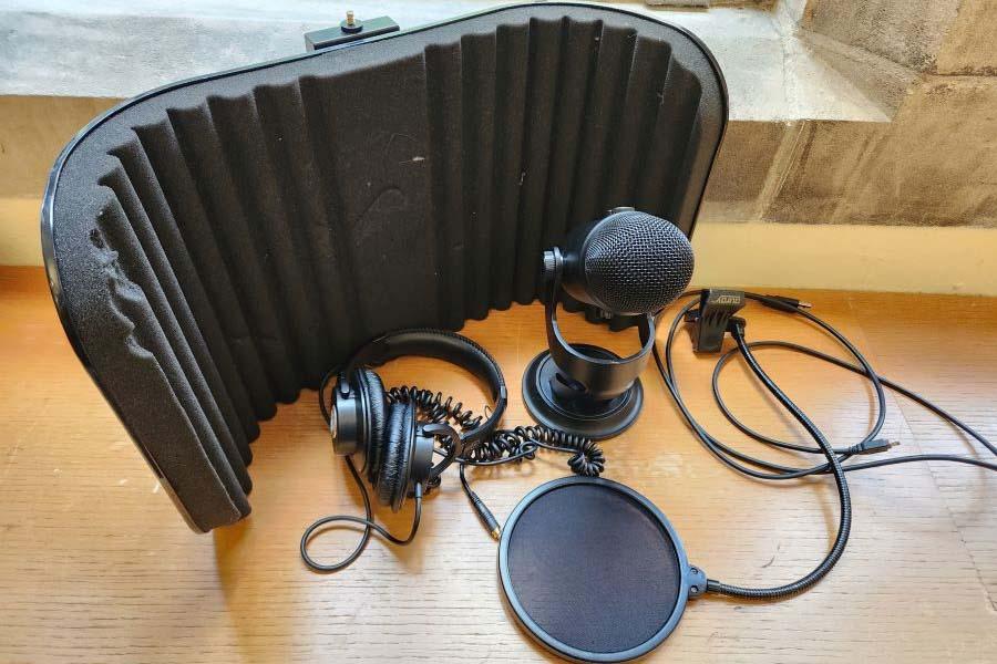 podcasting kits