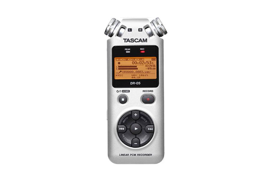 Tascam recorder kit