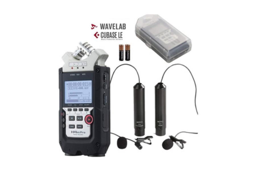Zoom recorder kit